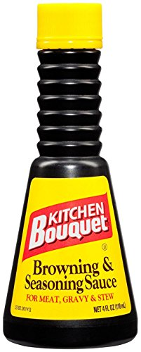 Kitchen Bouquet, Seasoning and Browning Sauce, 4oz (Pack of 3)