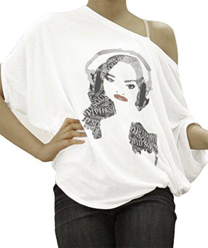 Vivid Sounds - Camiseta sin mangas - para mujer