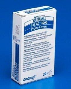 - Covidien Filac Thermometer Probe Cover - 500500CS - 500 Each / Case