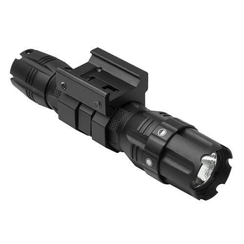 (NcSTAR NC Star Pro Series Green LED Flashlight/250 Lumns, One Size)