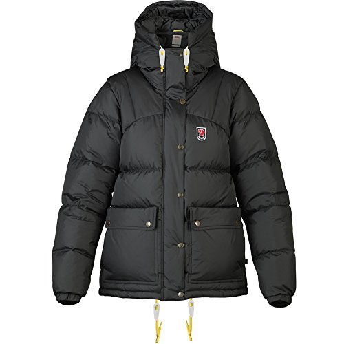 Fjallraven - Women's Expedition Down Lite Jacket, Black, L