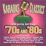 Karaoke Classics/70s & 80s