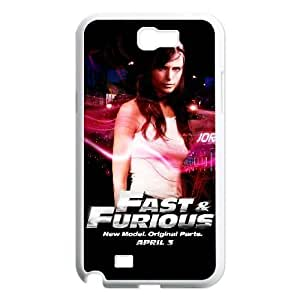 The Fast and the Furious Samsung Note2 N7100 phone case cell phone cases&Gift Holiday&Christmas Gifts NVFL7N8824953