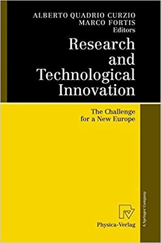 Research and Technological Innovation: The Challenge for a New Europe (2005-09-06)