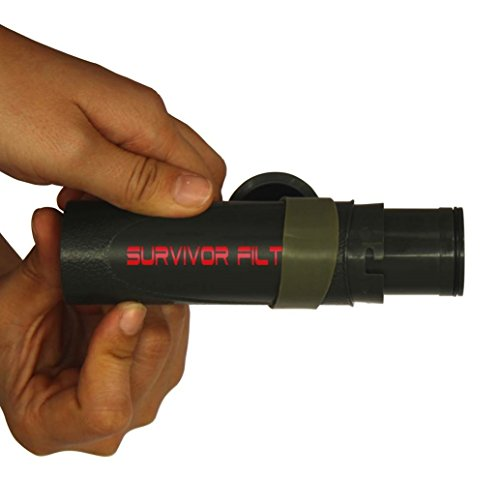 Survivor Filter Replacement UF Filter. Fits Survivor Filter Triple Filtration Water Filter Straw Model