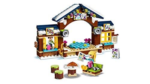 LEGO- Friends Pista di Pattinaggio del Villaggio Invernale Costruzioni Piccole Gioco, Multicolore, 41322 3 spesavip