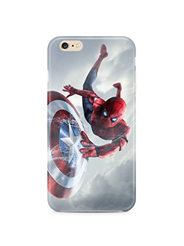 Captain America: Civil War & Characters for Iphone 6 6s (4.7in) Hard Case Cover (war32)