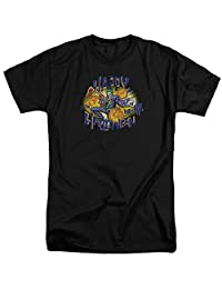 Batman - Mens Ha Ha Halloween Tall T-Shirt