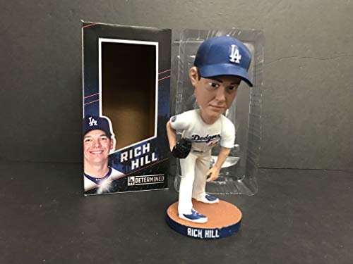 Rich Hill 2018 Los Angeles Dodgers Bobble Bobblehead SGA ()