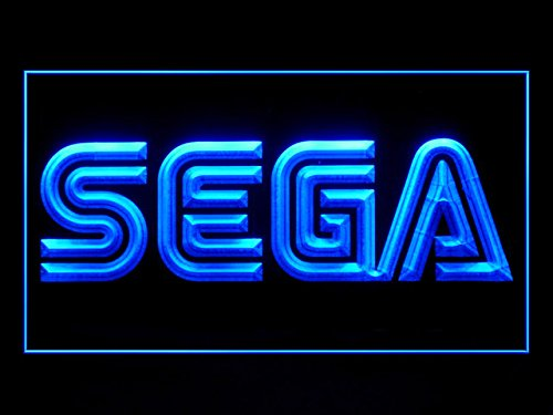 Sega Shop Sotre Led Light - To Argentina Usa From Shipping