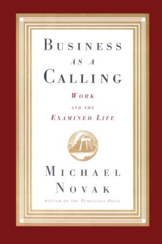 living the call novak michael simon william e