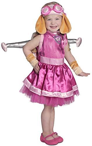 Princess Paradise Paw Patrol Skye Costume, Pink, 12/18m]()