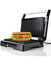 Black+Decker BXGR1000E - Tosti-ijzer grill 1000W