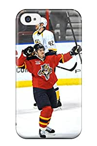 Faddish Phone Florida Panthers (37) Case For Iphone 4/4s / Perfect Case Cover