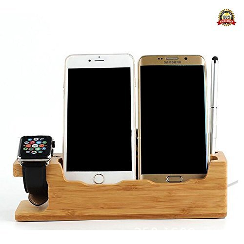 Charging Docking Nightstand Compatible Smartphones product image