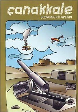 Kara Savaslari Boyama Kitabi 9789944263139 Amazon Com Books