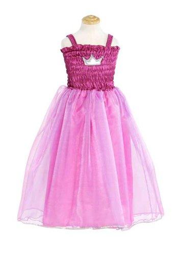Great Gizmos Great Pretenders Queen Gown (Medium, Pink)