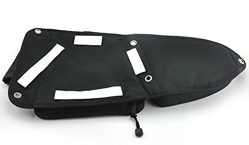 Chupacabra Offroad Door Bags RZR Turbo 1000 900S Passenger and Driver Side Storage Bag by Chupacabra Offroad (Image #3)'