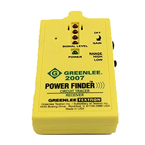 Greenlee 2007 Power Finder Closed Circuit Tracer by Greenlee (Image #3)