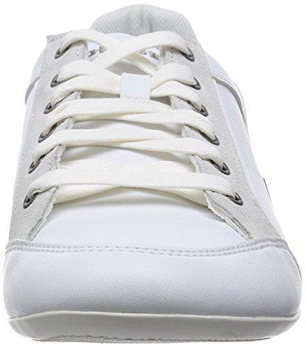 Diesel Hombres Blanco Wanted Zapatillas