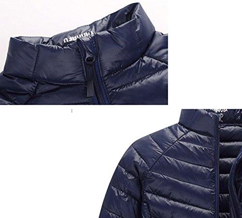Down Jacket Navy Lightweight Lemonkids;® Pure Green Winter Chic Children Anoraks Coat wTR0xg