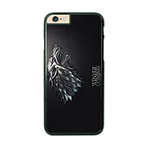 iPhone 6 Black Cell Phone Case Game of Thrones Logo Fashion Phone Case