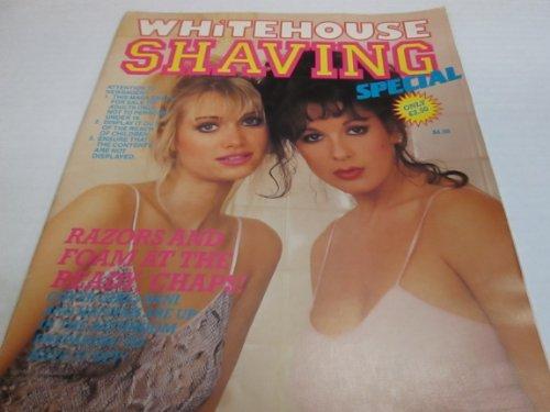 Whitehouse Shaving Special Men's Magazine