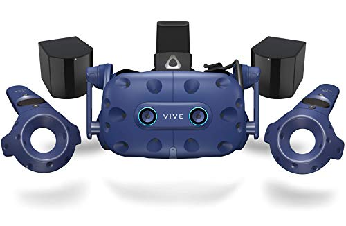 HTC Vive Pro Eye Virtual Reality System