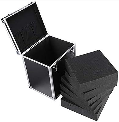 GFYL Caja de Herramientas, Caja de Herramientas con Ruedas Caja de ...