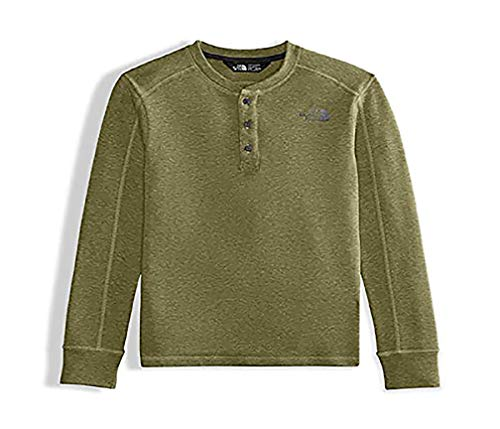 The North Face Cotton Henley - The North Face Boys Long Sleeve Henley