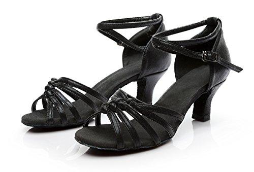 für Schuhe Boden weichem Erwachsene Latin mit Tanzschuhe Dance ShangYi Damen n7wXvHgv4