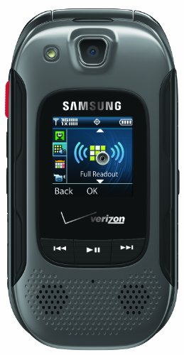 Samsung Convoy 3, Gray (Verizon Wireless) by Samsung