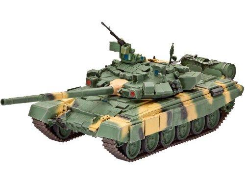 Revell of Germany Russian Battle Tank T-90 Plastic Model Kit