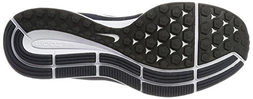Nike Air Zoom Pegasus 34, Zapatillas de Entrenamiento para Hombre, Azul (Obsidian/White-Neutral Indigo-Blue Recall), 40 EU