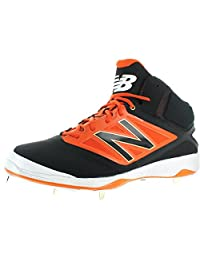 New Balance Mens Lace-up Athletic Cleats