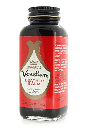 Venetian Imperial Leather Balm, 4 Ounces, Black by Venetian (Image #1)