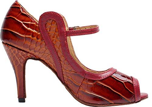 red Salabobo de bal Salle femme xrYr1n