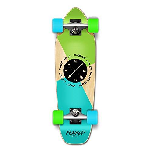 The Wander Series: Golem Complete Longboard skateboards - mini and micro cruisers (Mini Cruiser) (Micro Complete Skateboard)