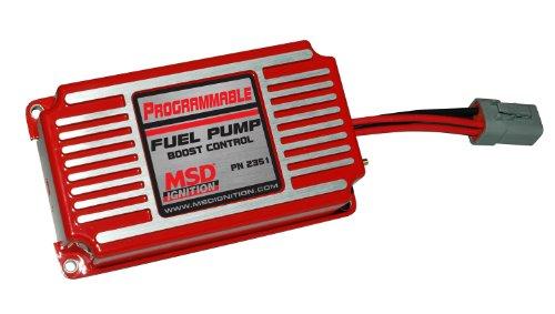 Fuel Pump Voltage Booster - MSD Ignition 2351 Programmable Fuel Pump Voltage Booster