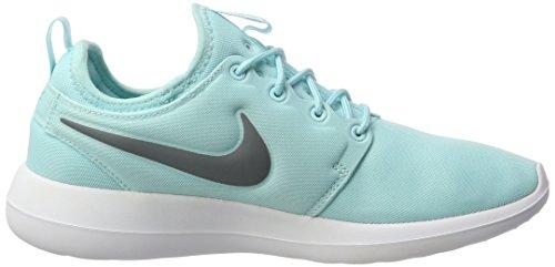 Nike 844931-400, Zapatillas de Deporte para Mujer, Azul (Copa/Copa-Cool Grey-White), 41 EU
