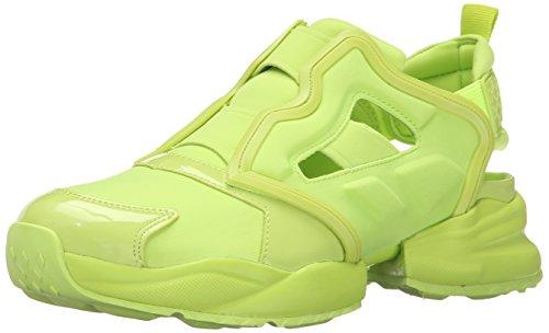 Zapatillas Aldo Zeldee Fashion Sneaker Amarillas Para Mujer