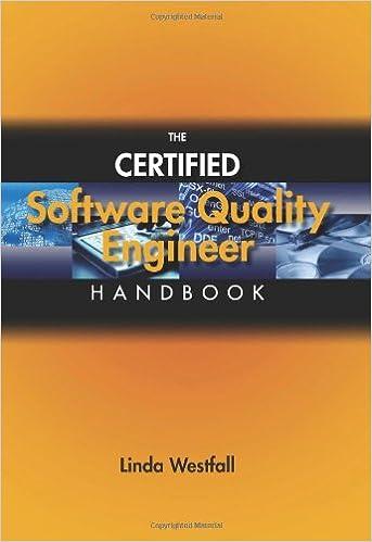 The Certified Software Quality Engineer Handbook: Linda Westfall ...