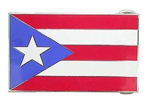 PUERTO RICO Flag Wholesale Belt Buckles