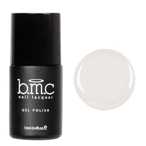 BMC Super Sweet Sheer Soft Creamy Pastel White UV/LED Gel Na