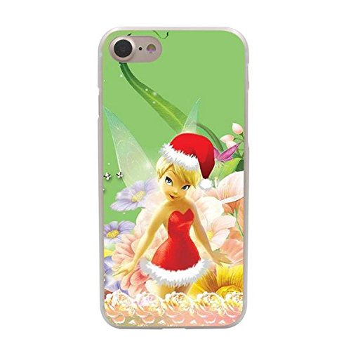 Disney Tinkerbell Schutzhülle Appel Iphone Serie transparent Case Appel Iphone 6/6S Comic Cartoon Weihnachten Hülle -AcAccessoires #0005-05 (Iphone 6/6S)