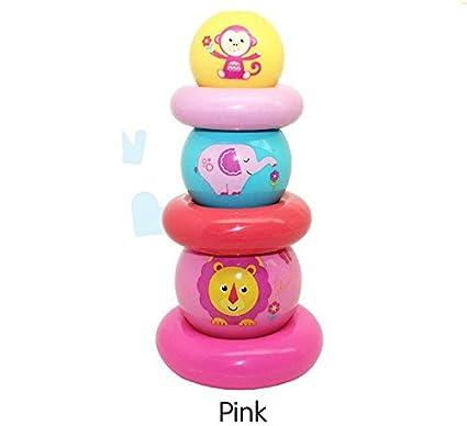 Juguetes Baby Niños Adorable Mano Apilamiento Pequeños Para Plástico SVUMpz