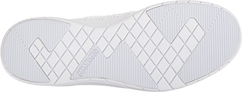 Supra Mens Scissor SP18 Shoes Footwear,Size 9.5,White-White