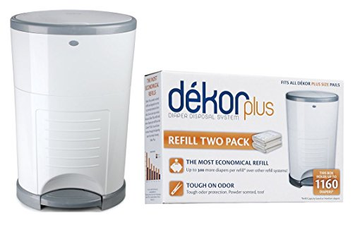 Diaper Dekor Disposal System Refill product image