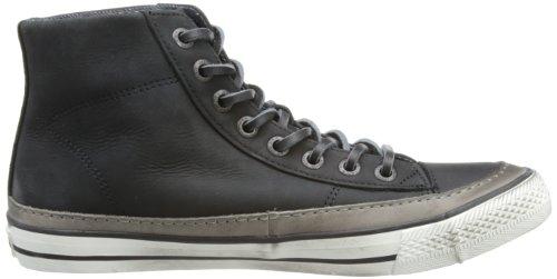 ck jeans Omero, Scarpe a collo alto Uomo Nero (Noir - Dark Grey/Black)