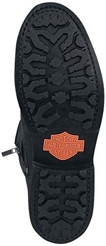 Harley Davidson Biker Boots Boots Scouts d95262 Harness Negro Negro, Harley Schuhe Herren Größen:44